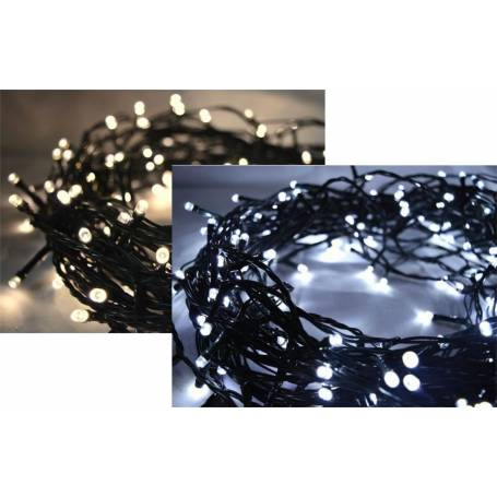 Guirlande lumineuse 360 led Bi-color 8 animations 27M