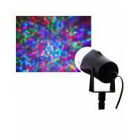 Projecteur LED déco Kaléidoscope animé
