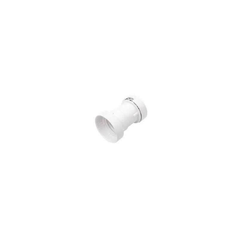 Guirlande Guinguette cable blanc 10m 15 douilles E27