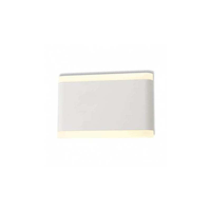 Applique murale led 10w 175mm blanc chaud blanc extérieur professionnel