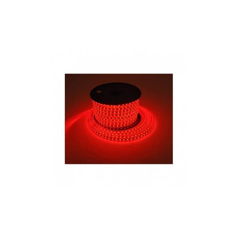 Bandeau lumineux led rouge 50 mètres extérieur professionnel