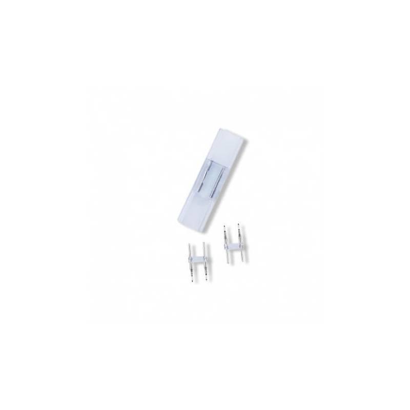 Lot de 10 connecteurs droit male femelle pour bandeau led plat professionnel