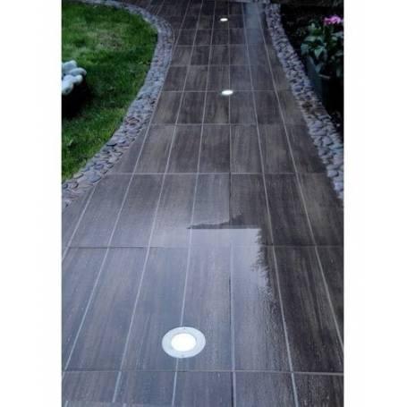 Spot LED extérieur encastrable blanc froid pas cher pour sol professionnel