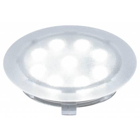 Spot led encastrable pour sol rond IP67 salle de bain ou extérieur