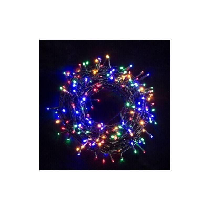 Guirlande lumineuse LED 10M multicolore raccordable professionnelle