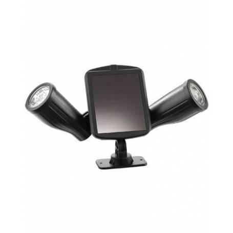 Double projecteur LED solaire 3W detecteur de mouvement