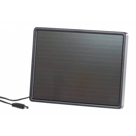 Projecteur LED solaire double détecteur de mouvement 6w professionnel