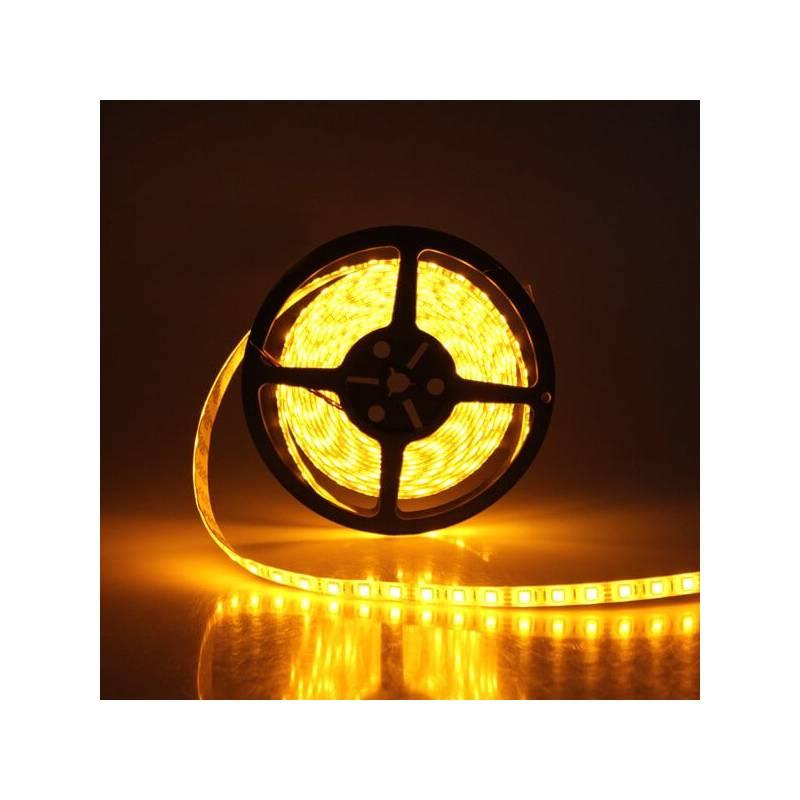 Ruban LED jaune extérieur 5M professionnel