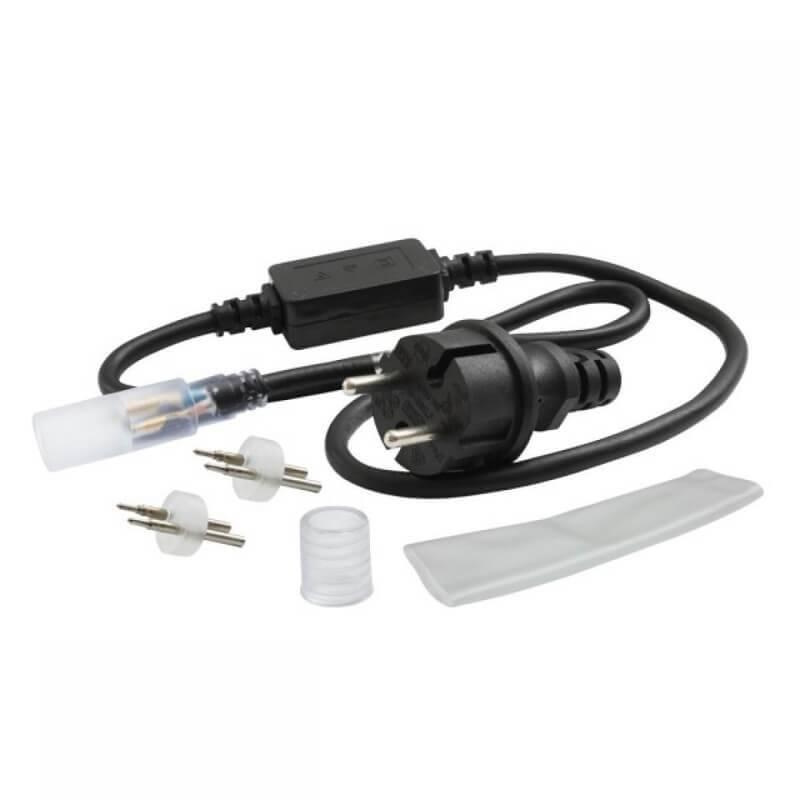 Cable alimentation pour cordon lumineux professionnel