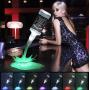 Lampe Splash LED RGB pour bouteille