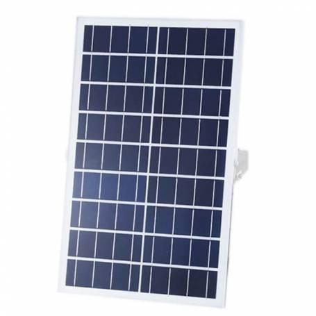 Projecteur solaire 100w professionnel blanc froid rechargeable professionnel