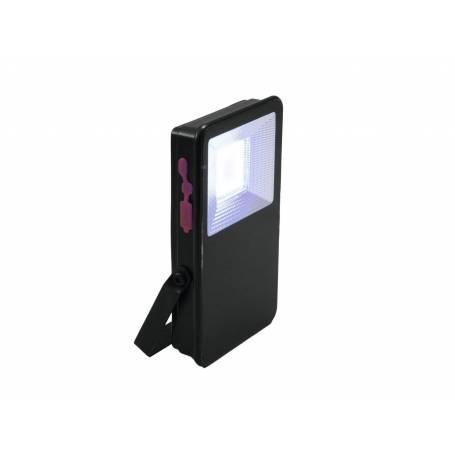 Projecteur LED station de recharge de secours USB et smartphone professionnel