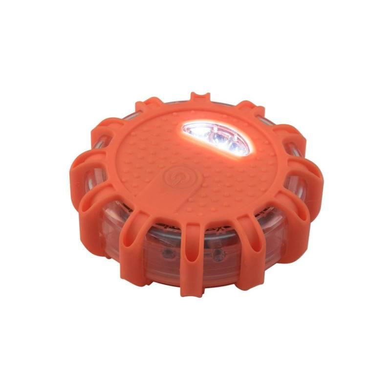 Lampe urgence alerte sécurité SOS autonome rechargeable professionnel