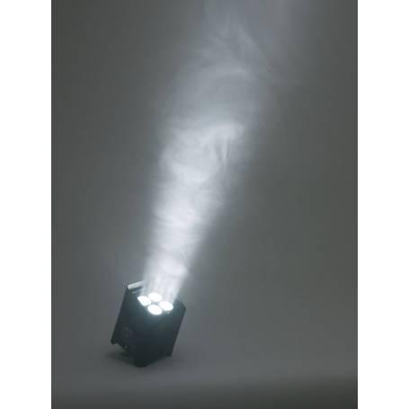 Projecteur LED rechargeable 45W professionnel RGBW DMX batterie professionnel