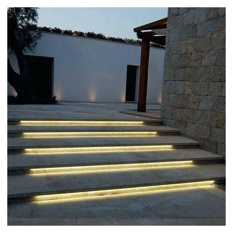 ruban led marche escalier