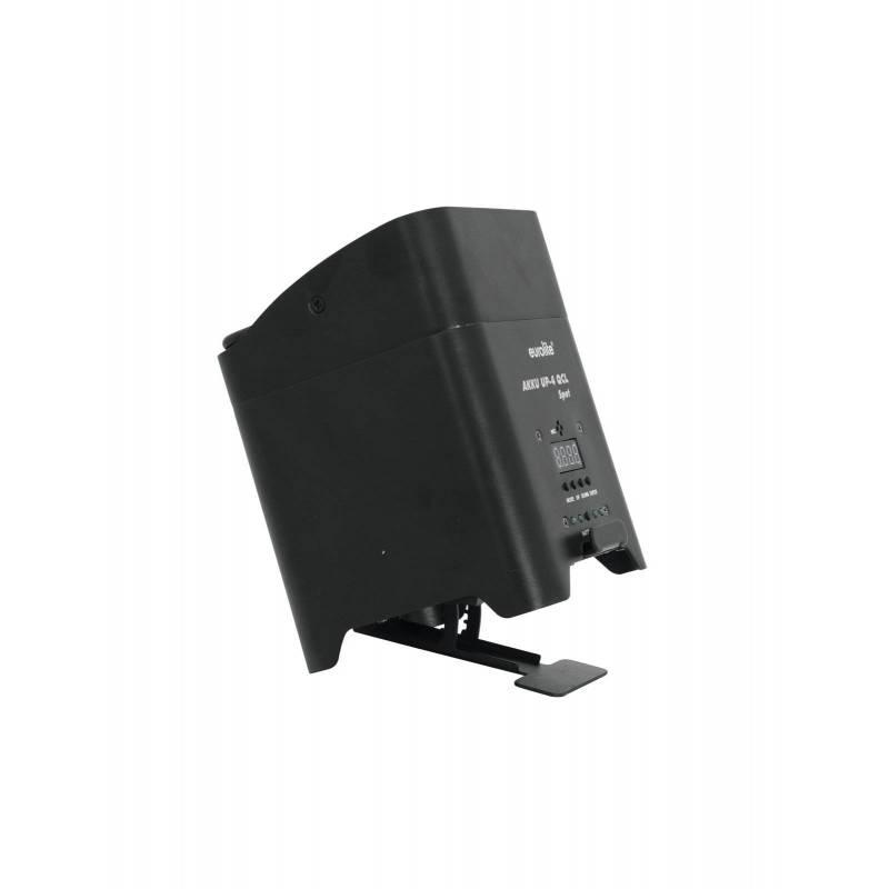 Projecteur rechargeable LED RGBW professionnel 45W DMX professionnel
