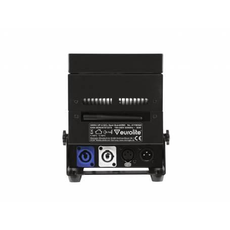 Projecteur rechargeable DMX RGBW télécommande 50W professionnel