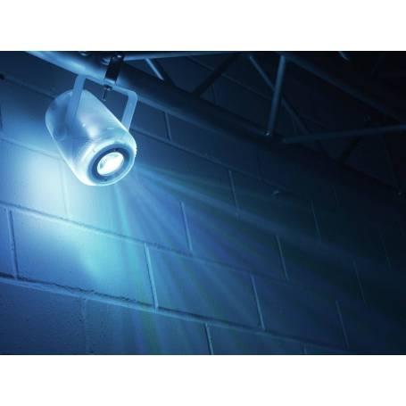 Projecteur rechargeable LED RGBW Kaléidoscope transparent professionnel