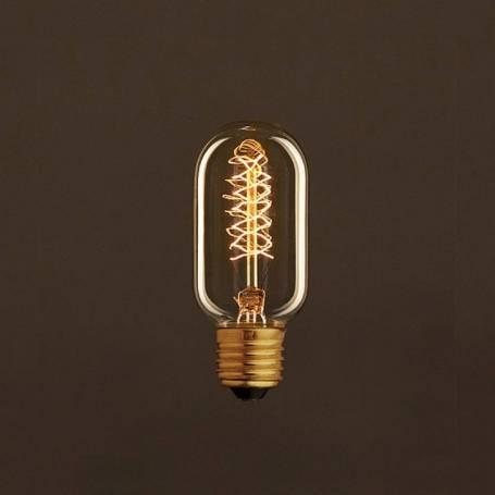Ampoule Vintage filament spirale T45 40W E27
