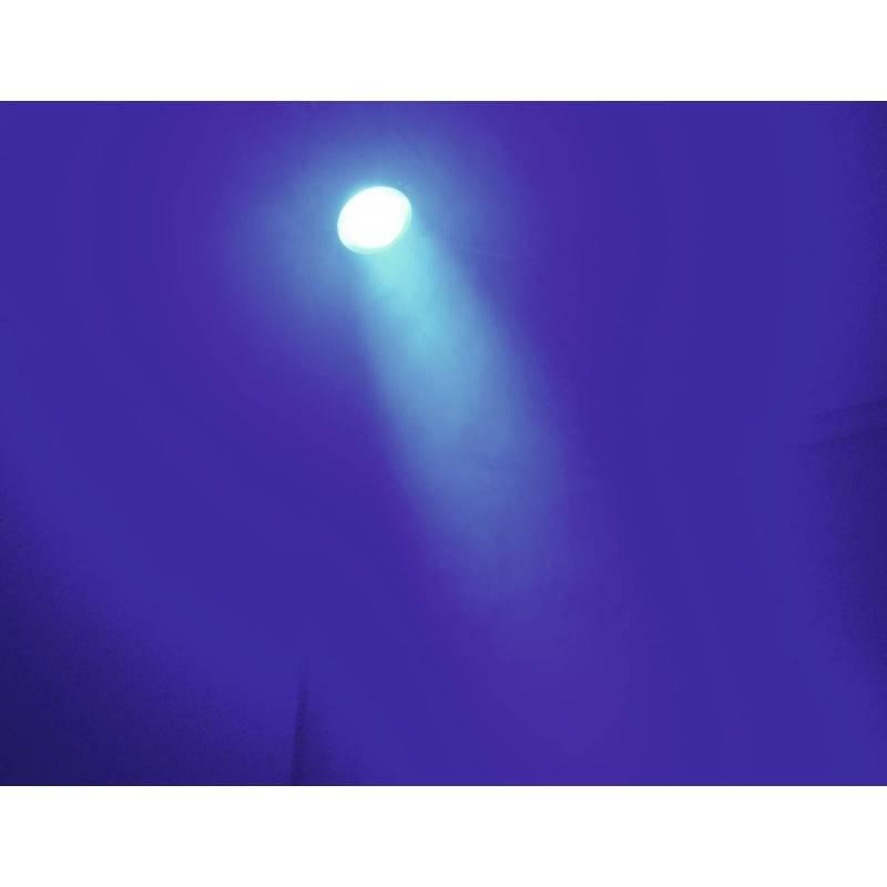 Projecteur LED PAR DMX RGB XLR 30W noir professionnel