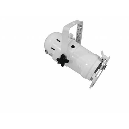Boîtier projecteur PAR 75 W pour lampe GU-10 professionnel