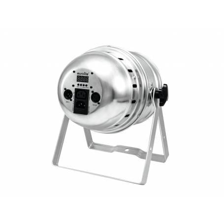 Projecteur PAR 64 LED 70W avec télécommande RGBW professionnel