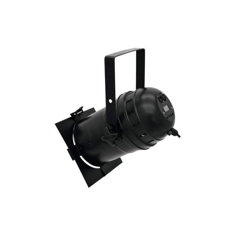 Projecteur LED PAR 56 DMX 130W COB RGB professionnel