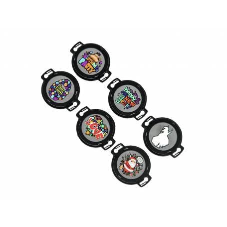 Projecteur GOBO Logo 10W LED Intérieur extérieur professionnel