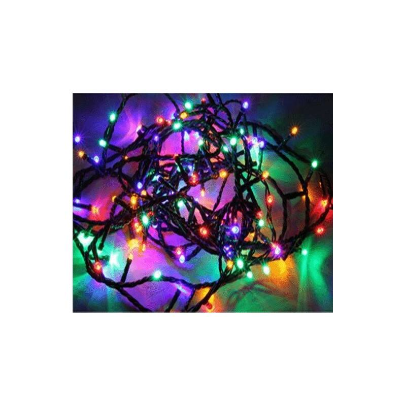 Guirlande lumineuse 36 Mètres 900 led multicolore 8 animations