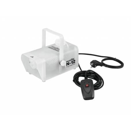 Machine à fumée lumineuse RVB 430W avec télécommande