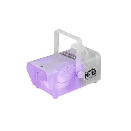 Machine à fumée lumineuse RVB 430W avec télécommande professionnelle professionnel