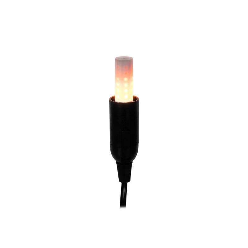 Ampoule effet flamme E14 LED EPI 1W professionnel