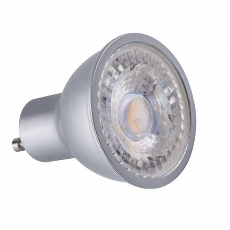 Ampoules led GU10 dimmable 7,5W 2700k blanc chaud pro