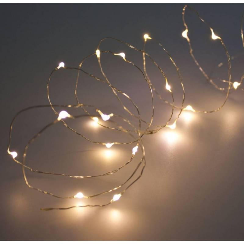 Guirlande lumineuse LED intérieur noël sapin