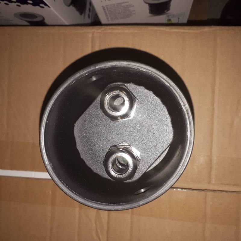 Spot LED encastrable GU10 Sol extérieur carré inox professionnel professionnel