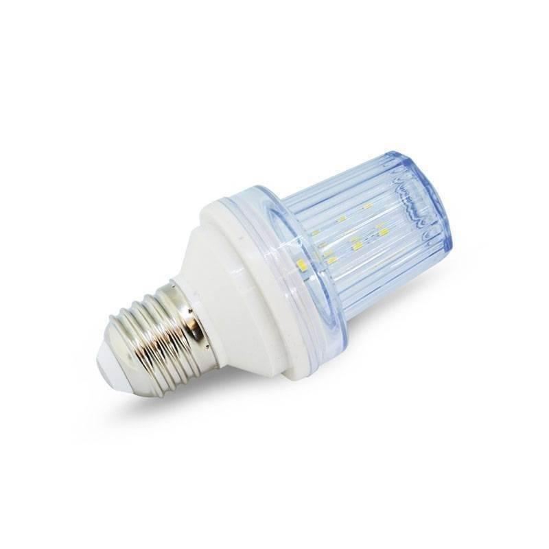 Ampoule LED flash stroboscopique E27 IP44