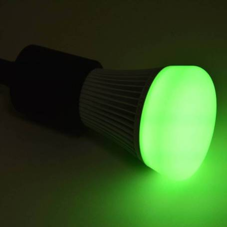 AMPOULE LED E27 RGBWW  radiofrequence