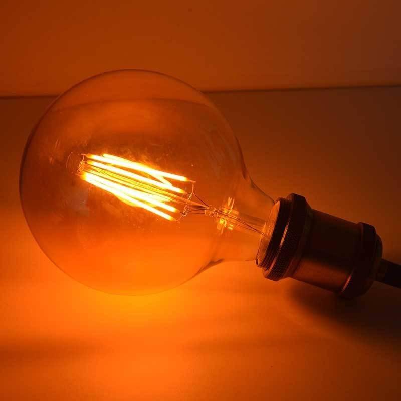 Ampoule led edison vintage 125mm