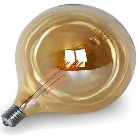 Ampoule géante led 26 cm diamètre E27 E40