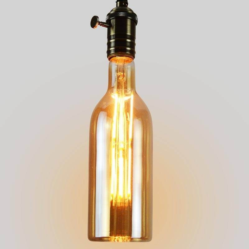 Ampoule A Filament Led. Great Ampoule Led Filament W Rendu W E Blanc ...