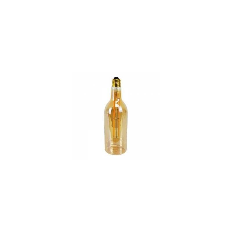 Ampoule à filament LED  bouteille E27