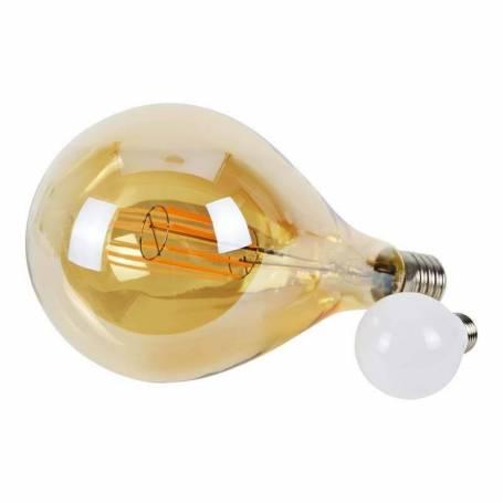 Ampoule géante à filament larme A160