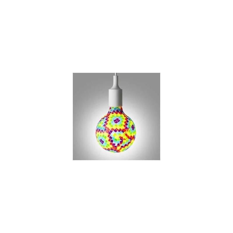 Ampoule led E27 mosaïque à filament