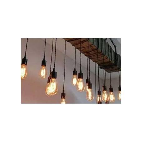 Ampoule led déco vintage poire edison pas cher