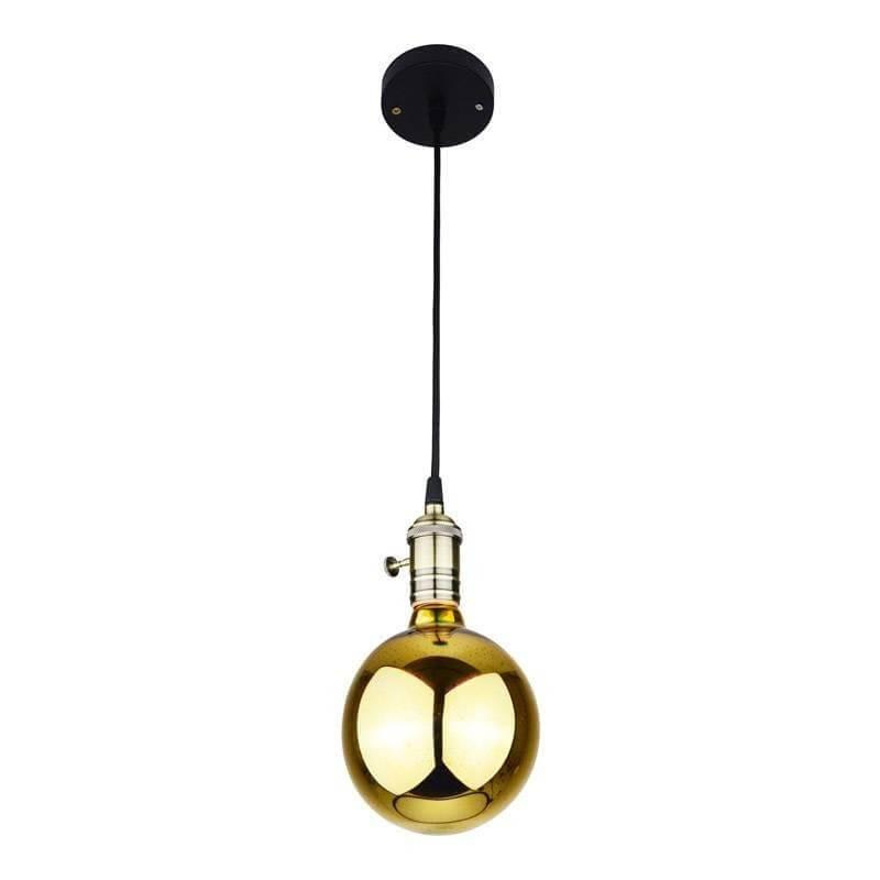 Ampoule point lumineux sur fil