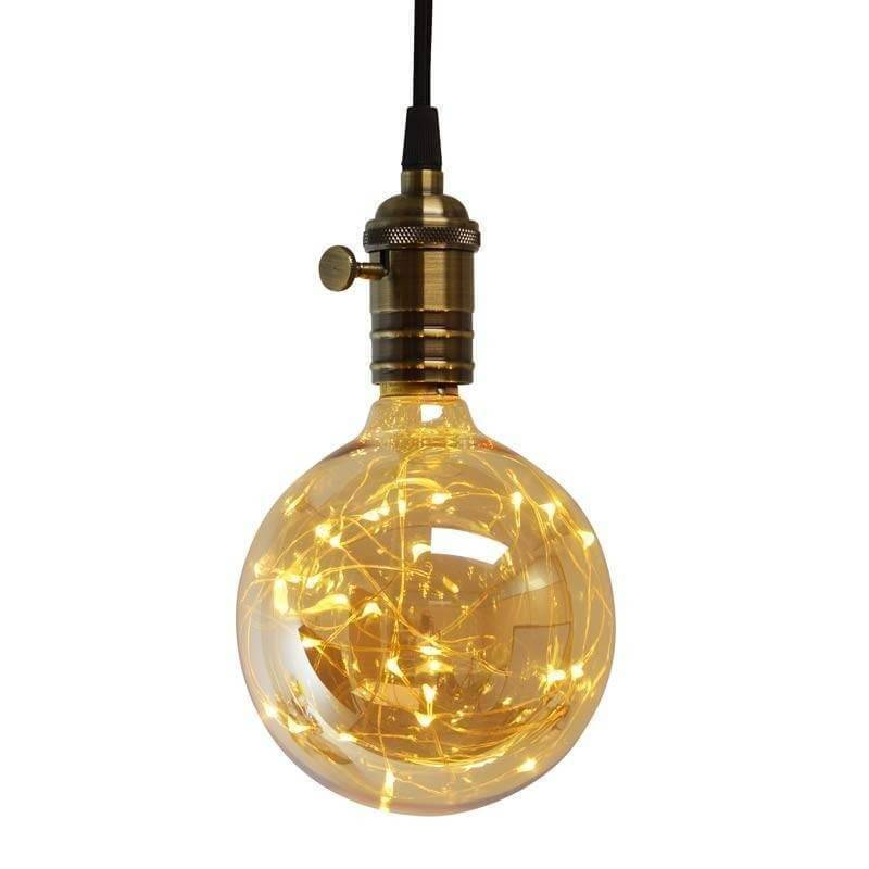 Ampoule led deco 125 cm