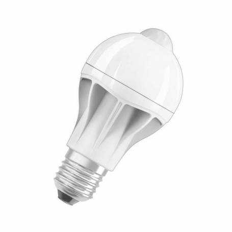 Ampoule led E27 détecteur de mouvement pas cher
