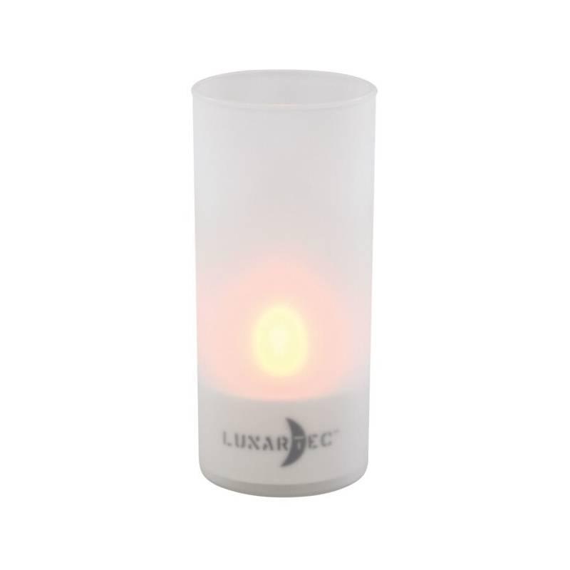 Set de 6 bougies rechargeable solaire