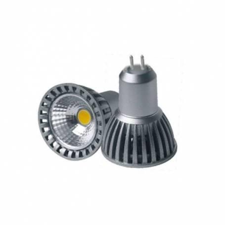 Ampoule LED MR16 4w12v 50 degrés сов 6000k blanc froid professionnelle