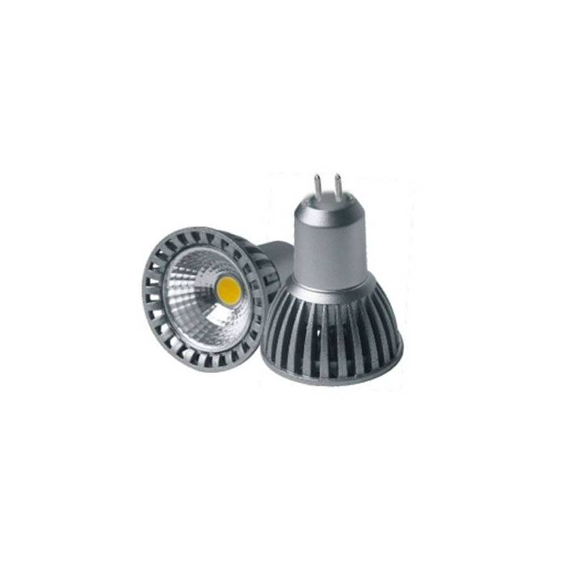 Ampoule LED MR16 6w12v 50 degrés сов 4500k blanc neutre professionnelle professionnel